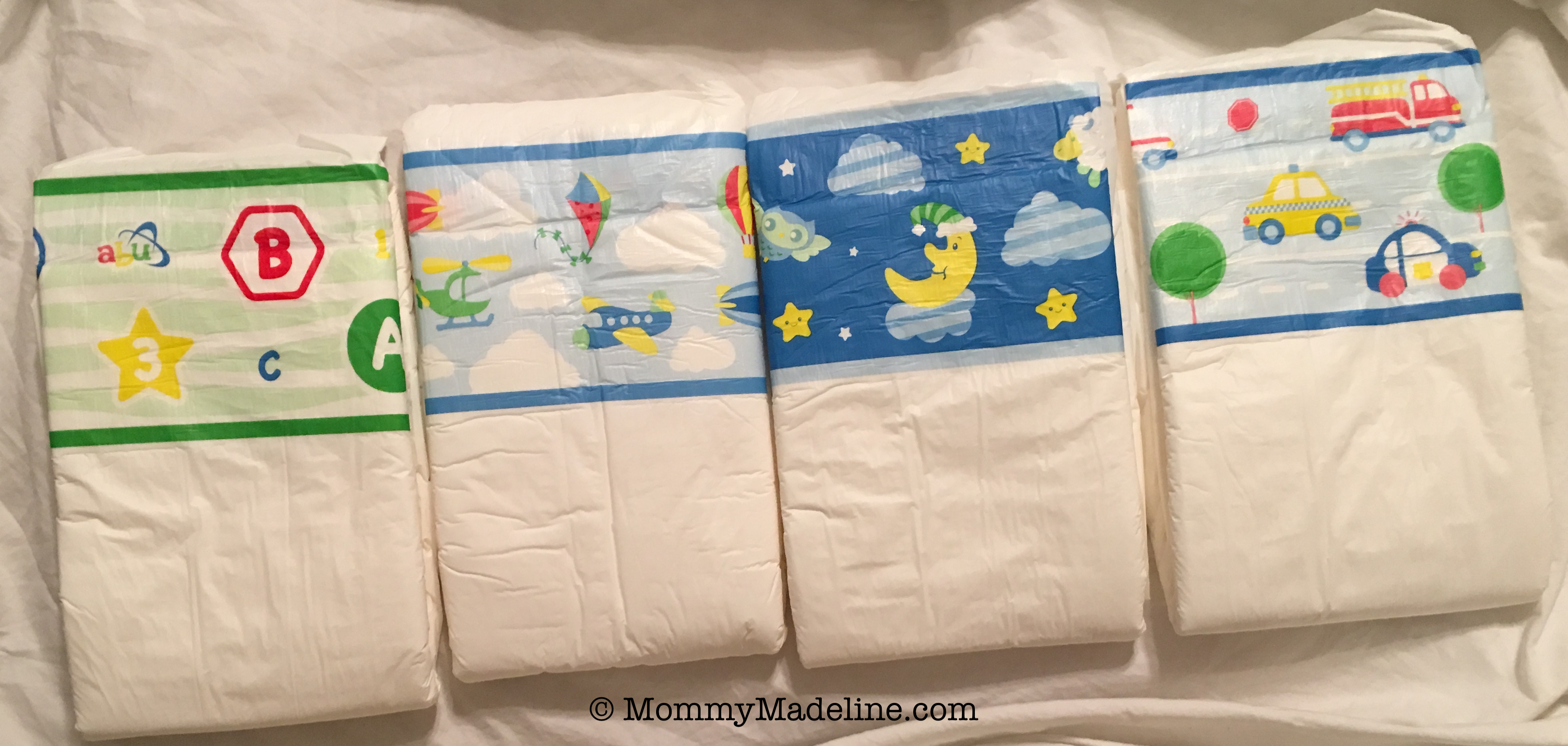 ABU PreSchool diapers