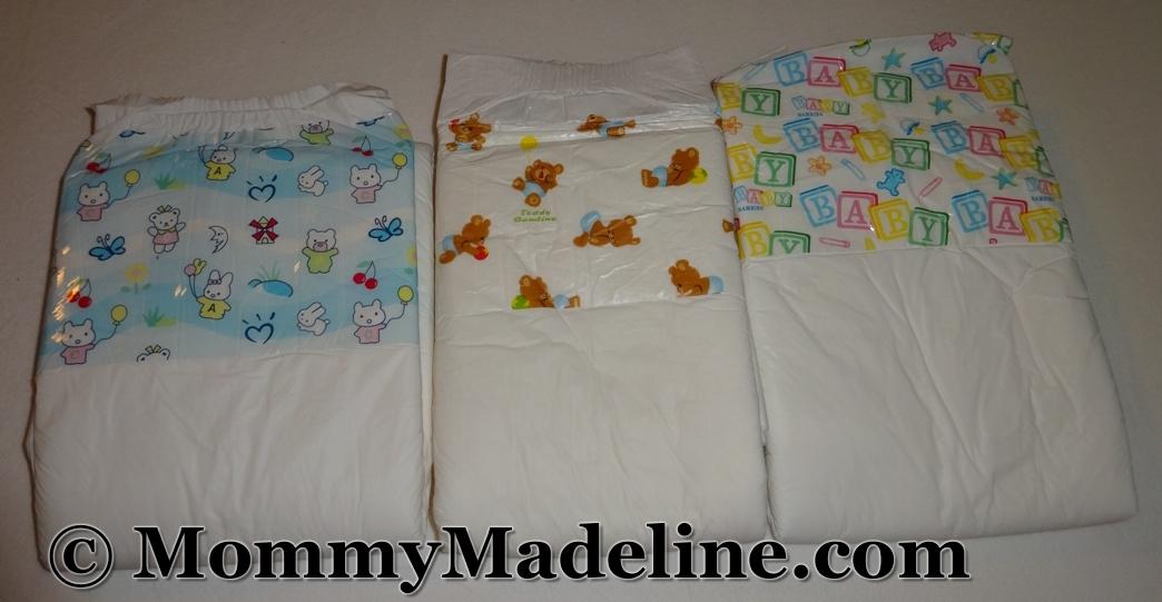 Disposable Diaper Collection