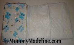 The Naughty Nursery Disposable Diaper Collection