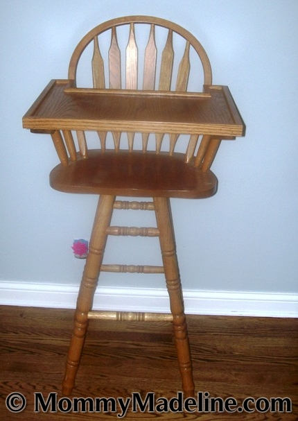 adult baby high chair