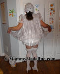 Sissy Baby Jessica Shows Off Her Dress