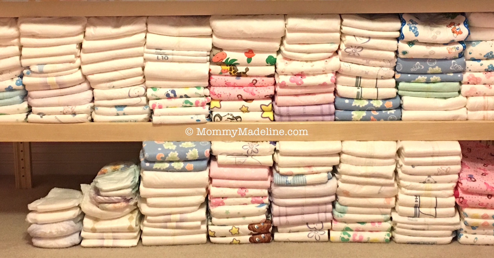 A Few Diapers