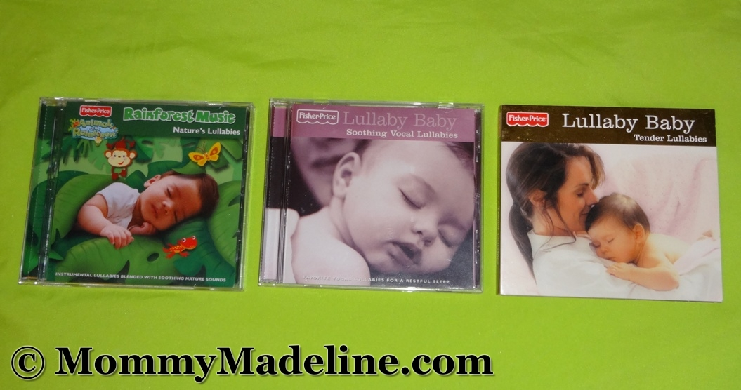 Lullaby CDs