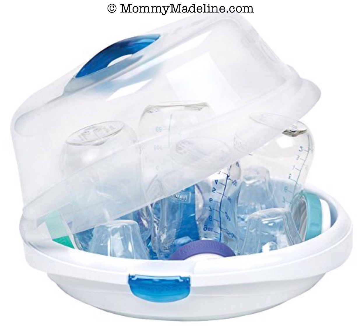 Bottle and Pacifier Sterilizer