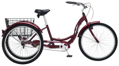 AB/DL Tricycle